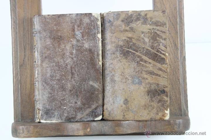 Libros antiguos: 4187- CLYPEUS THEOLOGIAE THOMISTICAE. JOANNE BAPTISTA GONET. EDIT. FRATRUM TOURNES 1739. 6 VOL. - Foto 6 - 40984949