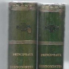 Libros antiguos: RECHERCHES SUR LA NATURE ET LES CAUSES DE LA RICHESSE DES NATIONS, ADAM SMITH, PARIS 1843. Lote 43647299