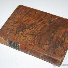 Libros antiguos: INSTITUTIONUM ELEMENTARIUM PHILOSOPHIAE 1829 ANDREA DE GUEVARA. Lote 43752744