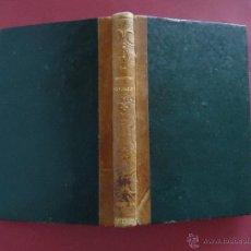 Libros antiguos: 'LA REVOLUTION SOCIALE DEMONTREE PAR LA COUP D'ETAT DU 2 DECEMBRE' P.J.PROUDHON. 1ª EDICION 1852. Lote 44013080