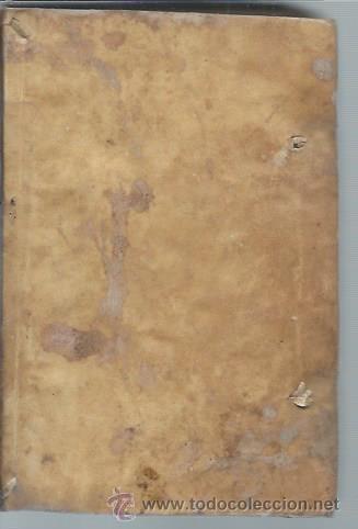 Libros antiguos: INSTITUTIONES PHILOSOPHICAE AD STUDIA THEOLOGICA POTISSIMUM ACCOMODATE,FRANCISCO JACQUIER,TM IV,1701 - Foto 2 - 44202380