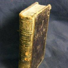 Libros antiguos: BALMES FILOSOFIA FUNDAMENTAL TOMO I 1º MITAD S XIXPARIS IMPRENTA CLAVE 1831 REGALO ACADEMIA MARINA. Lote 49583640