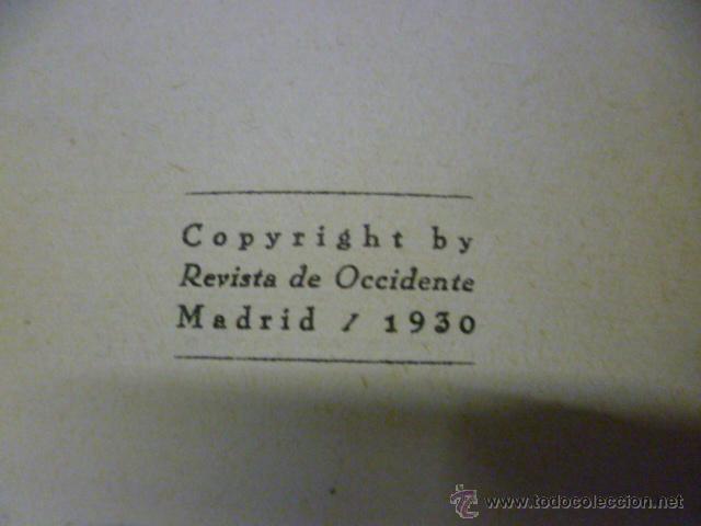 Libros antiguos: Spencer. Los filosofos, Otto Gaupp. Revista de Occidente, 1930 - Foto 3 - 50758266
