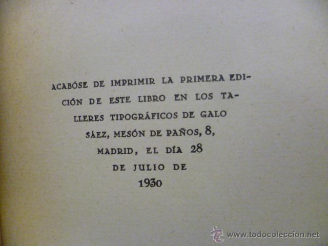 Libros antiguos: Spencer. Los filosofos, Otto Gaupp. Revista de Occidente, 1930 - Foto 4 - 50758266