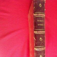 Libros antiguos: LAS GENTES DE BUENA FE (MEMORIAS DE CUATRO PILLOS) - D. MANUEL FERNÁNDEZ Y GONZÁLEZ (TOMO I). Lote 50824109