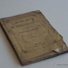 Libros antiguos: EL PORQUÉ DE TODAS LAS COSAS - ANDRES FERRER DE BROCALDINO 1855. Lote 51973832