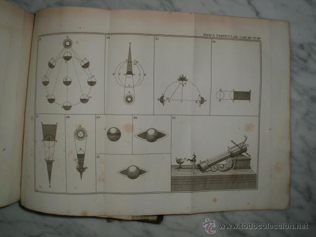 Libros antiguos: ELEMENTA PHILOSOPHIAE EN ADOLESCENTUM USUM ADORNATA - A. F. LAURENTIO ALTIERI - 1833 - Foto 6 - 52030837
