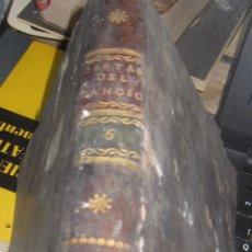 Libros antiguos: CARTAS FILOSÓFICAS QUE BAJO EL SUPUESTO NOMBRE DE ARISTÓTELES TOMO 5 FRAY FRANCISCO ALVARADO 1825. Lote 53461669