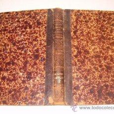 Libros antiguos: ELEMENTOS DE FILOSOFÍA PARA USO DE LOS COLEGIOS DE SEGUNDA ENSEÑANZA. TOMO II. RM72697. . Lote 53724835