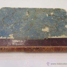 Libros antiguos: ÉTICA O FILOSOFÍA MORAL. JUAN MANUEL ORTÍ Y LARA. SIGLO XIX. AÑO 1866.. Lote 53804180