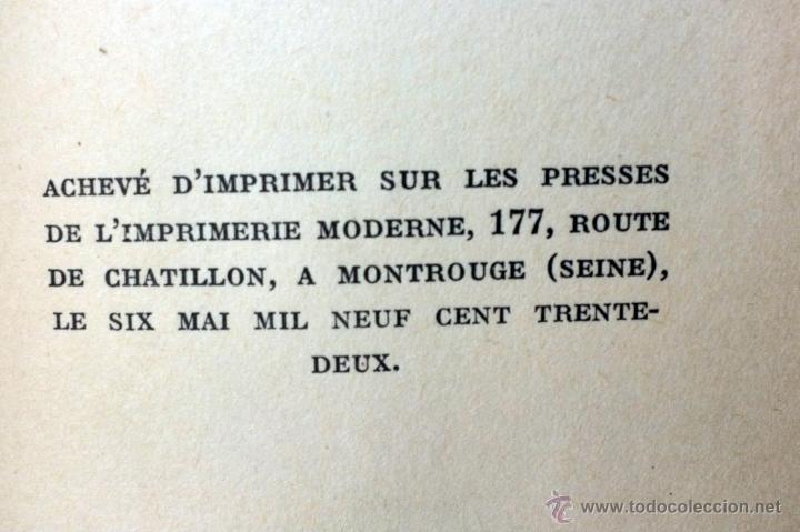Libros antiguos: Traité du Désespoir (La maladie mortelle) Soeren Kierkegaard - Foto 4 - 54248962