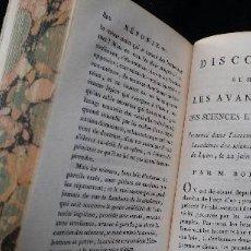 Libros antiguos: J. J. ROUSSEAU: PIECES DIVERSES / 2 TOMOS / PARIS, 1793. Lote 55230037