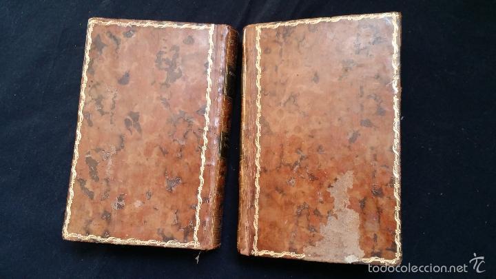 Libros antiguos: J. J. ROUSSEAU: PIECES DIVERSES / 2 TOMOS / PARIS, 1793 - Foto 3 - 55230037
