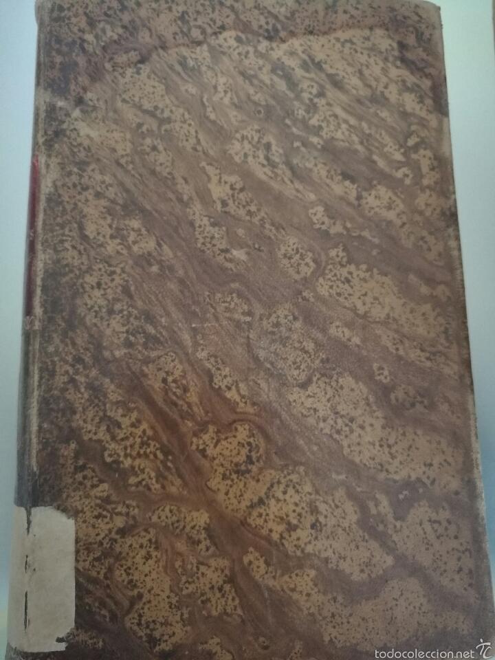 Libros antiguos: CURSUS PHILOSOPHICUS - GABRIELE CASANOVA - VOL. 1 Y 2 - 1894 - Foto 5 - 56042954