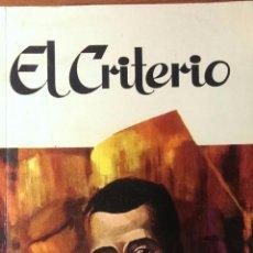 Libros antiguos: EL CRITERIO / JAIME BALMES. Lote 56217752