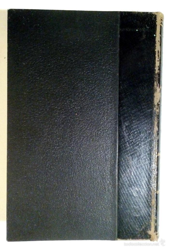 Libros antiguos: ETICA - VASCONCELOS EDITORIAL AGUILAR AÑO 1932 - Foto 2 - 56665707