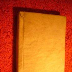 Libros antiguos: ANDREA DE GUEVARA: - INSTITUTIONUM ELEMENTARIUM PHILOSOPHIAE (TOMO II: LOGICAM AC ONTOLOGIA) (1845). Lote 59829156