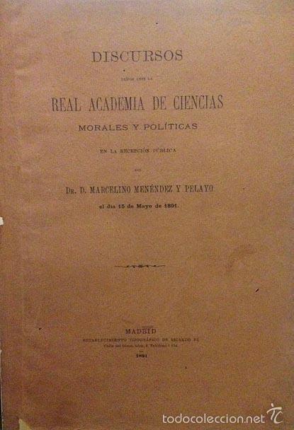 Libros antiguos: Menéndez y Pelayo: Orígenes del criticismo y escepticismoº... precursores españoles de Kant. (1890) - Foto 2 - 60212579