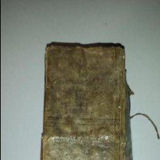 Libros antiguos: SEGVNDA PARTE DE LA SVMMA LA CVUAL SE SVMMA TODO LO MORAL Y CASOS -1620. Lote 60285455