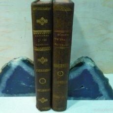 Libros antiguos: TOMO 1-2 DIRECTORIO MORAL FRANCISCO ECHARRI ,IMP.REAL MADRID 1805. Lote 60352047
