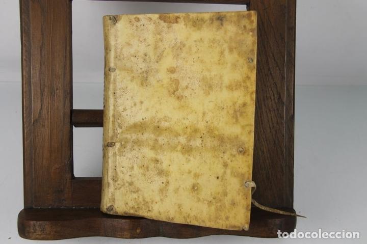 Libros antiguos: 4912- QUAESTIONES MINORIS DIALECTICAE. MICHAEL COMAS E BRUGARIO. TIP. ANTONII LACAUALLERIA 1661. - Foto 3 - 43943758