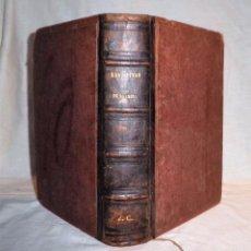 Libros antiguos: OBRAS LIBERTARIAS PROHIBIDAS - AÑO 1869 - VOLTAIRE·HOLBACH·VOLNEY.. Lote 67185413