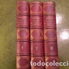 Libros antiguos: DE LA JUSTICE DANS LA RÉVOLUTION ET DANS L'ÉGLISE. P.J. PROUDHON 1858. Lote 73578331