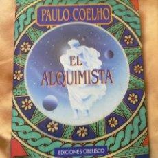 Libros antiguos: EL ALQUIMISTA.. Lote 75086483