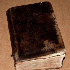 Libros antiguos: INSTUTVTIONES PHILOSOPHICAE , FRANCISCO IACQVIER, TOMVS VI, 1796. Lote 75087491