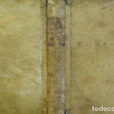 Libros antiguos: AMAT DE PALAU Y PONT, FÉLIX. INSTITUTIONES PHILOSOPHIAE AD USUM SEMINARII EPISCOPALIS... 1830.. Lote 76952197