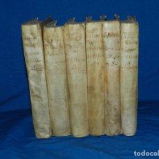 Libros antiguos: (MF) LA FALSA FILOSOFIA O EL ATEISMO, DEISMO , MATERIALISMO Y DEMAS NUEVAS SECTAS , MADRID 1774 , . Lote 77906149