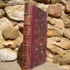 Libros antiguos: C. FLAMMARION: DIOS EN LA NATURALEZA, 1ªED.GASPAR Y ROIG 1873 . Lote 81074124