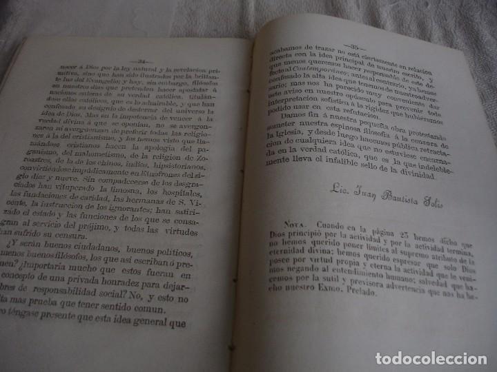 Libros antiguos: Refutación a las doctrinas del contemporáneo sobre la enseñanza de la filosofía en las Universidades - Foto 4 - 82037592