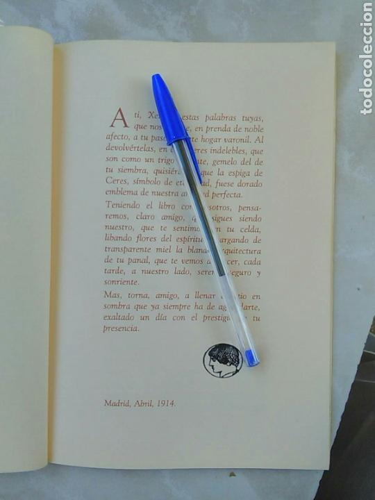 Libros antiguos: De la amistad y del dialogo - Eugenio D´Ors - FIRMA Y DEDICATORIA DE REPROGRAFÍA -UNICO EN TC-LEER - Foto 4 - 220841548