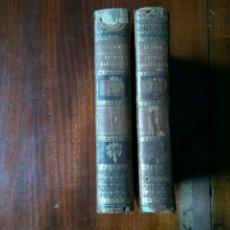 Libros antiguos: LETTRES DE CICERON (VOL II ET III) (1801). Lote 83486136