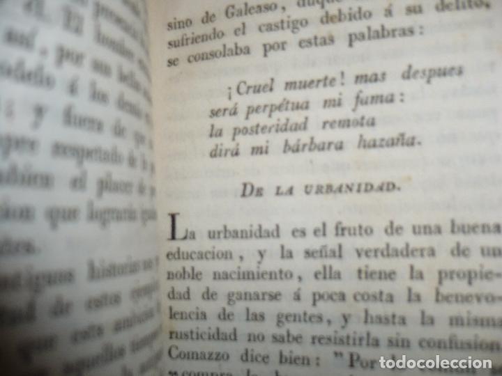 Libros antiguos: AMENIDADES FILOSOFICAS O DISCURSOS D.E.A.P. 1829 BARCELONA IMPR.VIUDA ROCA - Foto 6 - 83493020