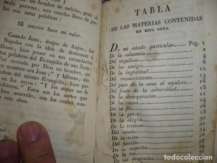 Libros antiguos: AMENIDADES FILOSOFICAS O DISCURSOS D.E.A.P. 1829 BARCELONA IMPR.VIUDA ROCA - Foto 7 - 83493020