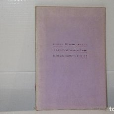 Libros antiguos: LA VERDAD TRASCENDENTAL SEGUN LA FILOSOFIA ESCOLASTICA. Lote 83648316