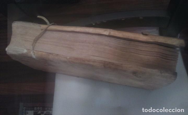Libros antiguos: Suma de la Theologia moral cuarta parte Francisco Joseph Cintruenigo año 1723 Corella - Foto 2 - 84538204