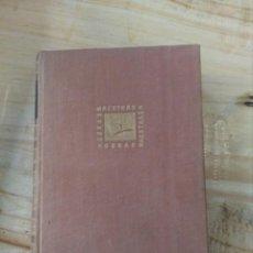 Libros antiguos: FILOSOFIA DEL ARTE DE TAINE - EDITORIAL IBERIA 1954. Lote 86371024
