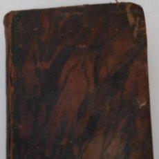 Libros antiguos: INSTITUTIONUM ELEMENTARIUN. Lote 89808284