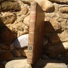 Libros antiguos: R.P. FRANCISCO ALVARADO: COLECCION DE CARTAS DE FILÓSOFO RANCIO ESCRIBIÓ EN 1811 A 1814. GERONA 1824. Lote 89818032