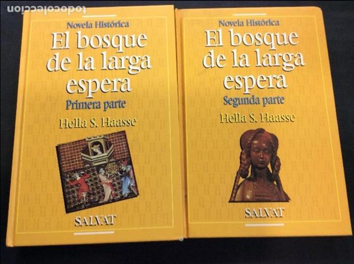 EL BOSQUE DE LA LARGA ESPERA TOMOS 2 (Libros Antiguos, Raros y Curiosos - Pensamiento - Filosofía)