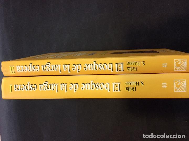 Libros antiguos: El bosque de la larga espera TOMOS 2 - Foto 2 - 90957070