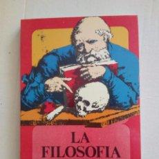 Livres anciens: LA FILOSOFIA - KARL JASPER - BREVARIOS DEL FONDO DE CULTURA ECONOMICA - MEXICO - 1985. Lote 91332945