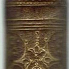 Libros antiguos: LETTRES ÉCRITES A UN PROVINCIAL, DE BLAISE PASCAL. AÑO 1869. (10.1). Lote 94448794