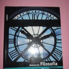Libros antiguos: LIBRO-HISTORIA DA FILOSOFÍA-RODEIRA-GALLEGO-2009-BUEN ESTADO-VER FOTOS.. Lote 94787111