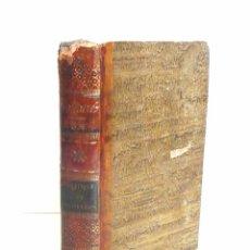 Libros antiguos: 1785 - VOLTAIRE: ENSAYOS SOBRE POLÍTICA Y DERECHO - ILUSTRACIÓN FRANCESA - LIBRO ANTIGUO - S. XVIII. Lote 95690611