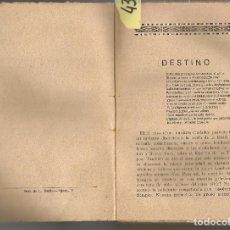 Libros antiguos: LA LEY DE LA VIDA .- RALPH WALDO EMERSON .- NUEVA BIBLIOTECA FILOSOFICA 1927. Lote 43254774