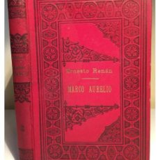 Libros antiguos: MARCO AURELIO. TOMO II. Lote 97399279
